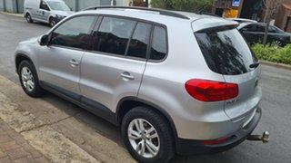 2013 Volkswagen Tiguan 5NC MY13 103 TDI Silver 7 Speed Auto Direct Shift Wagon