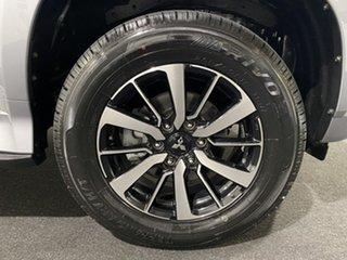 2019 Mitsubishi Pajero Sport QE MY19 GLS Mercury Grey Mettalic 8 Speed Sports Automatic Wagon