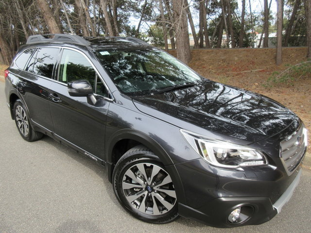 Used Subaru Outback B6A MY17 2.5i CVT AWD Premium Reynella, 2017 Subaru Outback B6A MY17 2.5i CVT AWD Premium Grey 6 Speed Constant Variable Wagon