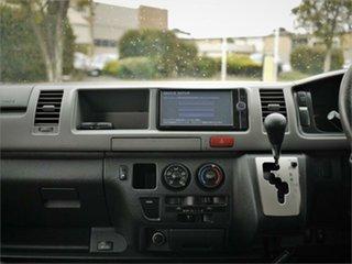 2013 Toyota HiAce KDH221K DX Silver 4 Speed Automatic Van