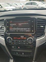 2019 Mitsubishi Triton MR MY20 GLS Double Cab Premium White 6 Speed Sports Automatic Utility