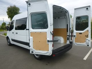 2016 Renault Master X62 White Sports Automatic Single Clutch Van