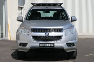 2015 Holden Colorado 7 RG MY15 LT Silver 6 Speed Sports Automatic Wagon