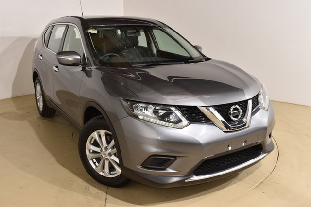 Used Nissan X-Trail T32 ST X-tronic 2WD Nailsworth, 2016 Nissan X-Trail T32 ST X-tronic 2WD Grey 7 Speed Constant Variable Wagon