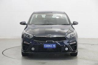 2019 Kia Cerato BD MY19 S Blue 6 Speed Sports Automatic Sedan.