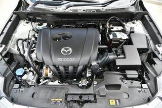 2015 Mazda CX-3 DK2W7A sTouring SKYACTIV-Drive White 6 Speed Sports Automatic Wagon