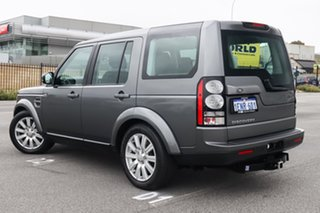 2014 Land Rover Discovery Series 4 L319 MY14 TDV6 Grey 8 Speed Sports Automatic Wagon.
