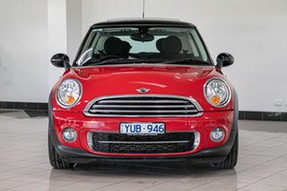 2012 Mini Coupe R58 Cooper Red 6 Speed Manual Coupe.