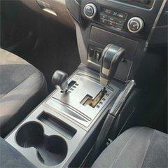 2006 Mitsubishi Pajero NS VR-X Grey 5 Speed Sports Automatic Wagon