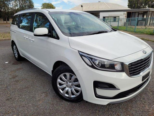 Used Kia Carnival YP MY19 S Elizabeth, 2018 Kia Carnival YP MY19 S White 8 Speed Sports Automatic Wagon