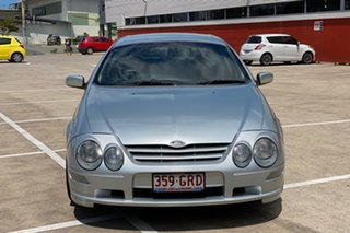 2002 Ford Falcon AUIII XR6 VCT Silver 4 Speed Automatic Sedan