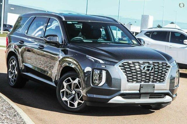 New Hyundai Palisade LX2.V2 MY22 Highlander AWD Nailsworth, 2021 Hyundai Palisade LX2.V2 MY22 Highlander AWD Steel Graphite 8 Speed Sports Automatic Wagon