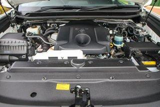 2019 Toyota Landcruiser Prado GDJ150R GXL Glacier White 6 Speed Sports Automatic Wagon