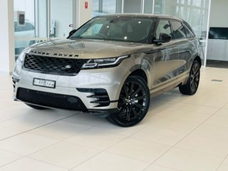 2020 Land Rover Range Rover Velar L560 MY20 Standard R-Dynamic S Grey 8 Speed Sports Automatic Wagon.