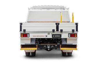 2021 Isuzu N Series NPS 75-155 Servicepack X AMT