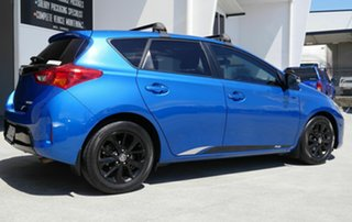 2014 Toyota Corolla ZRE182R RZ S-CVT Blue 7 Speed Constant Variable Hatchback