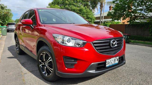 Used Mazda CX-5 MY13 Upgrade Maxx (4x2) Prospect, 2015 Mazda CX-5 MY13 Upgrade Maxx (4x2) Burgundy 6 Speed Manual Wagon