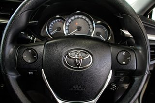 2014 Toyota Corolla ZRE172R Ascent Glacier White 7 Speed CVT Auto Sequential Sedan