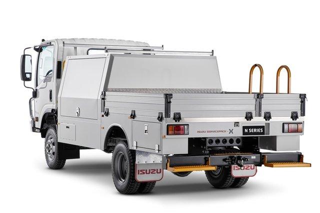 New Isuzu N Series Derrimut, 2021 Isuzu N Series NPS 75-155 Servicepack X AMT