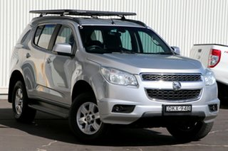 2015 Holden Colorado 7 RG MY15 LT Silver 6 Speed Sports Automatic Wagon.