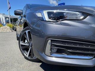 2021 Subaru Impreza G5 MY21 2.0i-S CVT AWD Magnetite Grey 7 Speed Constant Variable Hatchback.