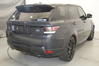 2016 Land Rover Range Rover Sport L494 17MY SE Grey 8 Speed Sports Automatic Wagon