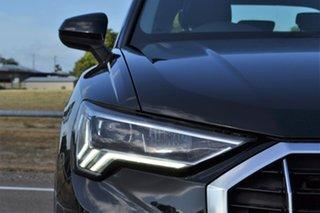 2019 Audi Q3 F3 MY20 35 TFSI S Tronic Black 6 Speed Sports Automatic Dual Clutch Wagon.
