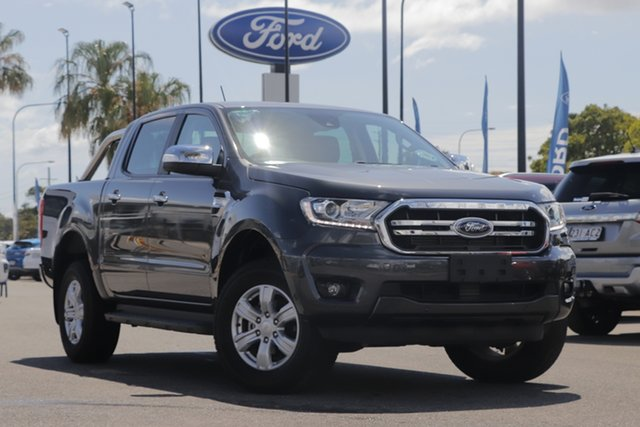 Used Ford Ranger PX MkIII 2019.00MY XLT North Lakes, 2019 Ford Ranger PX MkIII 2019.00MY XLT Grey 6 Speed Sports Automatic Double Cab Pick Up