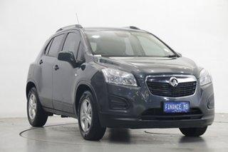 2016 Holden Trax TJ MY16 LS Grey 6 Speed Automatic Wagon.