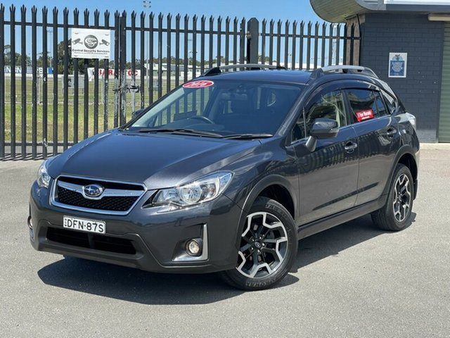 Used Subaru XV G4X MY16 2.0i-S Lineartronic AWD Newcastle, 2016 Subaru XV G4X MY16 2.0i-S Lineartronic AWD Grey 6 Speed Constant Variable Wagon