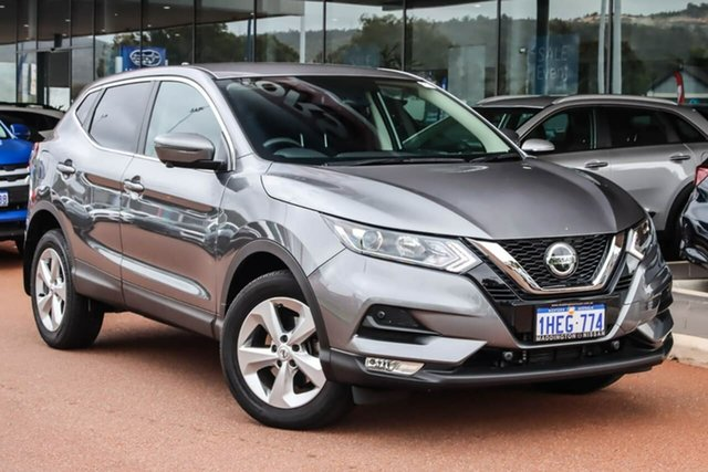 Used Nissan Qashqai J11 Series 3 MY20 ST X-tronic Gosnells, 2020 Nissan Qashqai J11 Series 3 MY20 ST X-tronic Grey 1 Speed Constant Variable Wagon