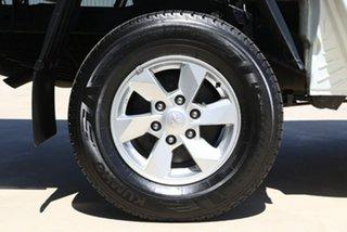 2018 Mitsubishi Triton MQ MY18 GLX Club Cab White 5 Speed Sports Automatic Cab Chassis