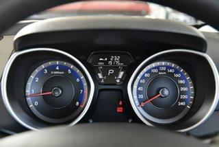 2012 Hyundai Elantra MD Active White 6 Speed Sports Automatic Sedan
