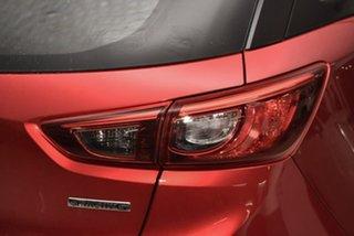 2021 Mazda CX-3 DK2W7A Maxx SKYACTIV-Drive FWD Sport Red 6 Speed Sports Automatic Wagon