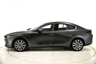 2020 Mazda 3 BP2SLA G25 SKYACTIV-Drive Astina Grey 6 Speed Sports Automatic Sedan