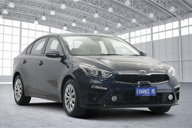Used Kia Cerato BD MY20 S Victoria Park, 2019 Kia Cerato BD MY20 S Grey 6 Speed Sports Automatic Sedan