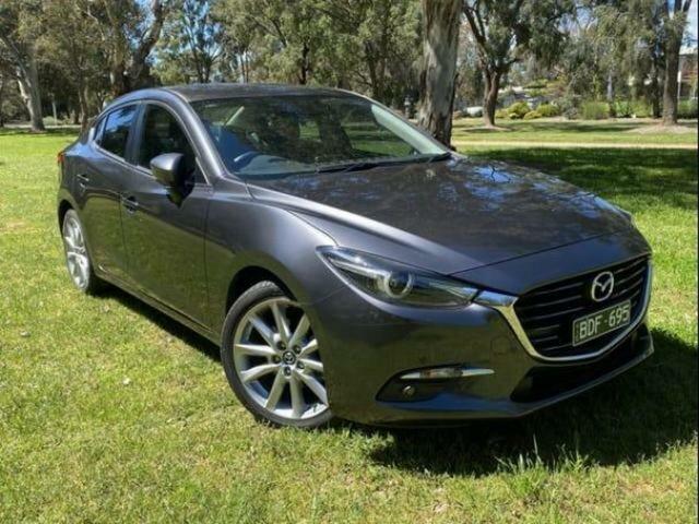 Used Mazda 3 BM MY15 SP25 GT Wangaratta, 2016 Mazda 3 BM MY15 SP25 GT Grey 6 Speed Automatic Sedan