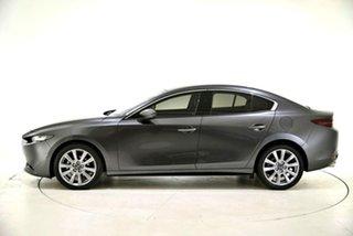 2020 Mazda 3 BP2SLA G25 SKYACTIV-Drive GT Grey 6 Speed Sports Automatic Sedan