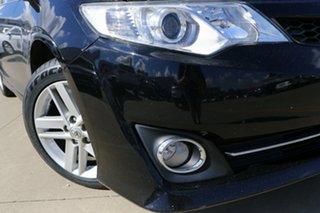 2013 Toyota Camry ASV50R Atara S Black 6 Speed Sports Automatic Sedan.