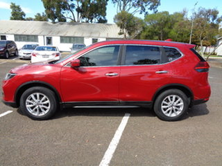 2017 Nissan X-Trail T32 ST X-tronic 4WD Red 7 Speed Constant Variable Wagon