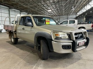 2007 Mazda BT-50 UNY0E3 DX Gold 5 Speed Manual Utility