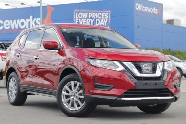 Used Nissan X-Trail T32 Series II ST X-tronic 2WD Aspley, 2018 Nissan X-Trail T32 Series II ST X-tronic 2WD Red 7 Speed Constant Variable Wagon