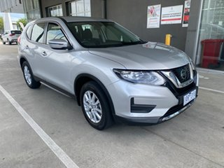 2019 Nissan X-Trail T32 Series II ST X-tronic 2WD Silver, Chrome 7 Speed Constant Variable Wagon.