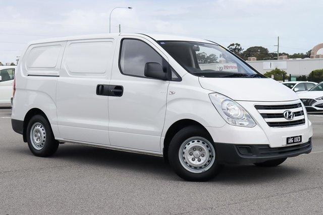 Used Hyundai iLOAD TQ4 MY19 Wangara, 2018 Hyundai iLOAD TQ4 MY19 White 5 Speed Automatic Van