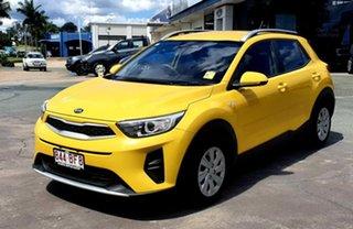 2021 Kia Rio YB PE MY21 S Mighty Yellow 6 Speed Automatic Wagon.