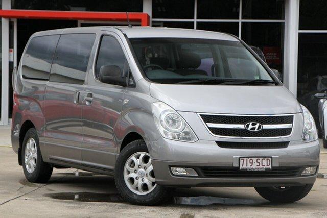 Used Hyundai iMAX TQ-W MY11 Beaudesert, 2011 Hyundai iMAX TQ-W MY11 Hyper 5 Speed Manual Wagon