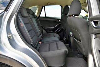 2015 Mazda CX-5 KE1072 Maxx SKYACTIV-Drive Sport Silver 6 Speed Sports Automatic Wagon