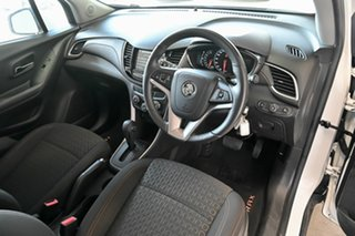 2017 Holden Trax TJ MY17 LS White 6 Speed Automatic Wagon