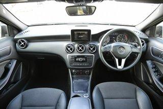 2013 Mercedes-Benz A-Class W176 A180 D-CT Silver 7 Speed Sports Automatic Dual Clutch Hatchback.