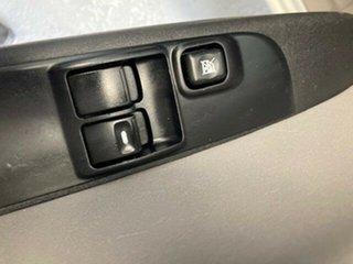 2009 Mitsubishi Triton ML MY09 GLX White 5 Speed Manual Utility